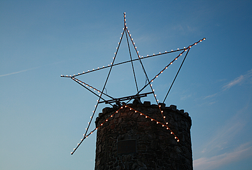 The Lighted Star