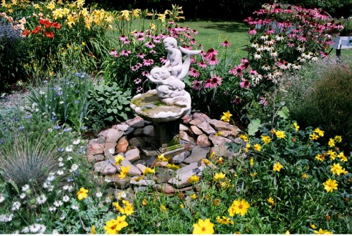 Cherub Fountain